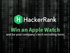 ENTER to WIN an Apple Watch!