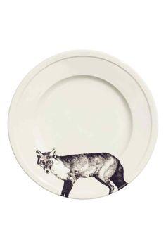 Assiette en porcelaine | H&M