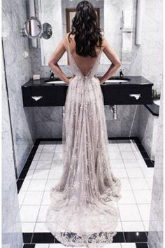 Long Prom Dress#LongPromDress Backless Prom Dresses#BacklessPromDresses Sexy Prom Dress#SexyPromDress Lace Prom Dresses#LacePromDresses