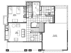 17 best hgtv dream home floor plans images on pinterest house floor plans for hgtv dream home 2007 malvernweather Choice Image