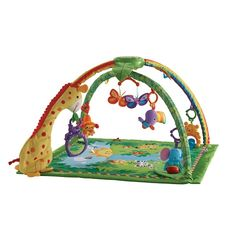 "Toys ""R"" Us - Fisher-Price - Muzikale Rainforest Luxe Gym"