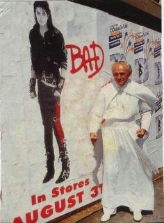 MJ &POPE