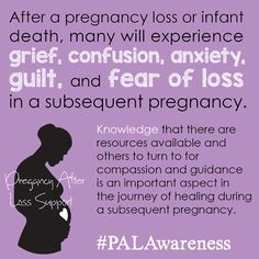 Pregnancy After Loss Awareness Month End Of Life Doula, Rainbow After The Storm, Pregnancy After Loss, Infant Loss Awareness, Deal With Anxiety, Anxiety In Children, Rainbow Baby, Grief, Words