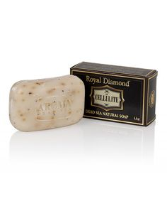 Look at this #zulilyfind! Anti-Cellulite Dead Sea Natural Soap by Aroma Dead Sea #zulilyfinds