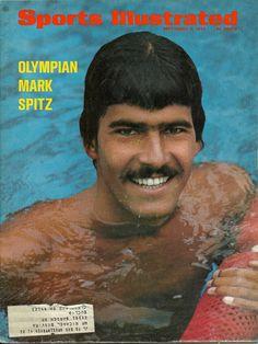 Glorious #27 Mark Spitz Olympic Champions Card Usa