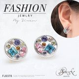 Fashion Jewellery - Colourful Crystals – JMappeal