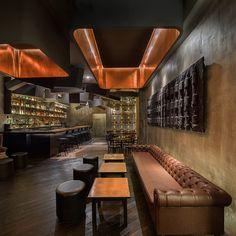 cocktailbar, broodjeszaak, flask and the press - De verborgen cocktailbar - Wonen voor Mannen