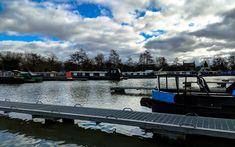Across the marina - Whilton