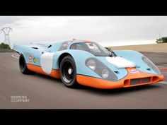A 1970 Porsche 917K from Steve McQueen's Movie Le Mans May Sell for $16 Million – Robb Report