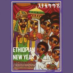 September 2014 (Ethiopian new year.because strange signs appeared in the. Ethiopian People, Small Yellow Flowers, Black History Books, World Geography, New Year Card, Drawings, Projects, Costco, Places