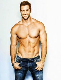 William Levy - I don't know who he is, but I don't think it makes a difference...lol!