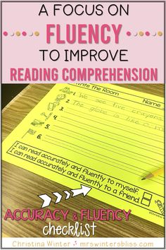 Need ideas and strategies to develop reading fluency skills with your kindergarten, first grade and 2nd grade students? I've shared my favorite fun reading fluency activities (some free) to help struggling readers improve fluency and accuracy reading skills. #teachingreading #readingfluencyideas #kindergarten #firstgrade