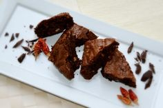 Chilli Chocolate Brownies  - Healthy, Tasty & Easy Recipes on a Budget - Gourmet Mum