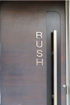 Rush Restaurant in Calgary, AB