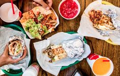 We took a trip to San Francisco, where burritos are more than just food. They're culture.