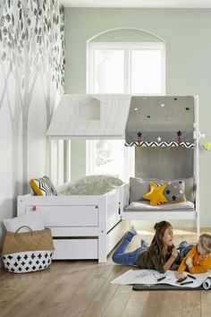 Kidsroom, Designer, Beach House, Toddler Bed, Room Decor, Furniture, Kid Furniture, Kid Beds, Bedroom Kids