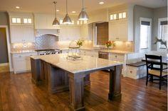 Kitchen design idea