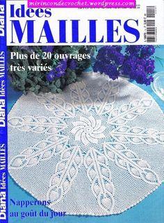 Dos bellezas mas para decorar cualquier rincón… | Mi Rincon de Crochet