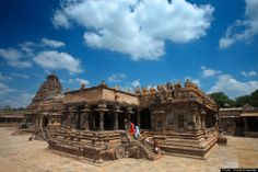 Airavatesvara Temple -- Great Living Chola Temples One of the three Great Living Chola Temples designated as a World Heritage Site in 2004, ...