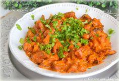 Cordero al curry rojo, garam masala por Cocina con Marta