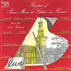 Rarities of Piano Music 2000 - Live Recordings from the Husum Festival de Various Artists