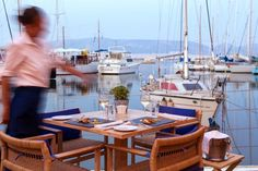 The Piraeus of dining and entertainment which is enjoyed by thousands of locals and visitors every day.