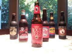 What's your favorite root beer brand?  http://homerocket.blogspot.com/2012/11/whats-your-favorite-root-beer-brand.html
