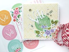 Homespun with Heart: Make It Market: Don't Forget to Write...