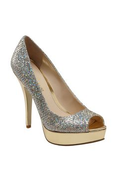Every bride needs some bling, and these will not break the bank. wedding shoes