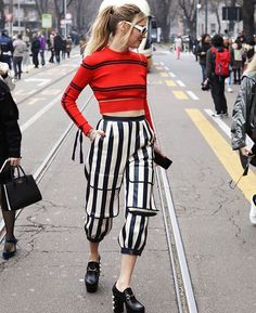 """203 Likes, 3 Comments - Stylesight Spotlight® (@stylesightspotlight) on Instagram: """"◇ Street style by @chiaraferragni wearing @gucci and @fendi during @fashion_week credit by…"""""""