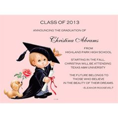 147 best kindergarten preschool graduation announcements invitations