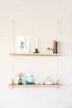 DIY On A Budget: 5 Simple + Stylish Shelves   Apartment Therapy