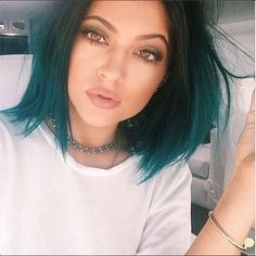 Makeup hair...everything BEAUTIFUL!!! Kylie Jenner -Cosmopolitan.com