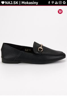 Čierne poltopánky lordsy Comer Tommy Hilfiger, Gucci, Loafers, Shoes, Fashion, Travel Shoes, Moda, Zapatos, Moccasins