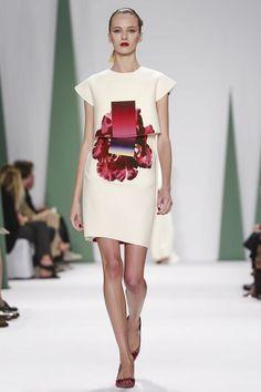 Carolina Herrera Ready To Wear Spring Summer 2015 New York