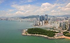 Got word last night that on February 17th THIS will be my new home. Busan, South Korea here I come!!