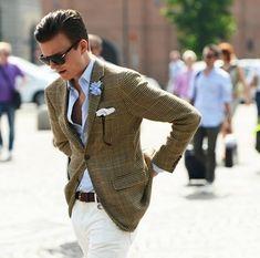Street Style @ Pitti Uomo, Florence