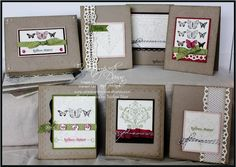Stamping with Melissa: All-Occasion Card Set - UStamp with Dawn and Friends - Let's Score!