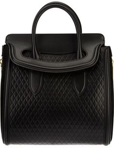Alexander McQueen 'Heroine' tote on shopstyle.com