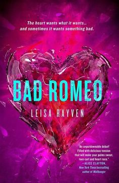 My ARC Review for Ramblings From This Chick of Bad Romeo by Leisa Rayven