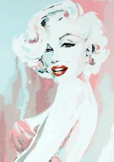 8 August, 2015 ~ Marilyn by Bob Mackie