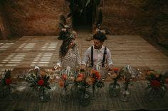 OSCAR GUILLEN: STYLED SHOOT safari style wedding