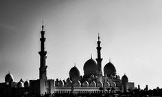 "Photo ""SheikhZayedGrandMousqueinAbuDhabi"" by ViAr-Amira"