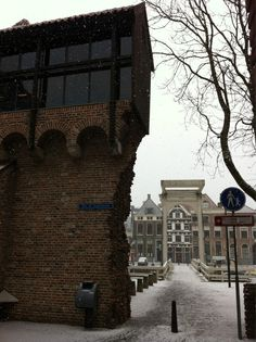 Zwolle - city wall (The Netherlands)