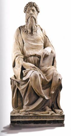 Donatello, St John the Evangelist  1410/ 1411  Marble, height 210 cm  Museo dell'Opera del Duomo, Florence