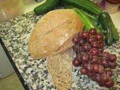 100 Whole Wheat Bread Plain And Simple No Knead