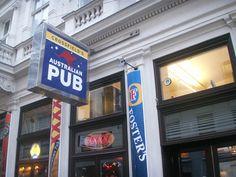 Crossfield's Australian Pub, Vienna