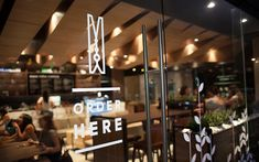 Mamva - Branding, packaging and restaurant interior design by Anagrama. Mamva is a popular restaurant dedicated to offer healthy fast food. The restaurant