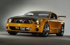 Los mejores autos deportivos de Ford