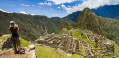 Writer and photographer Peter West Carey shares tips for shooting Peru's Machu Picchu.